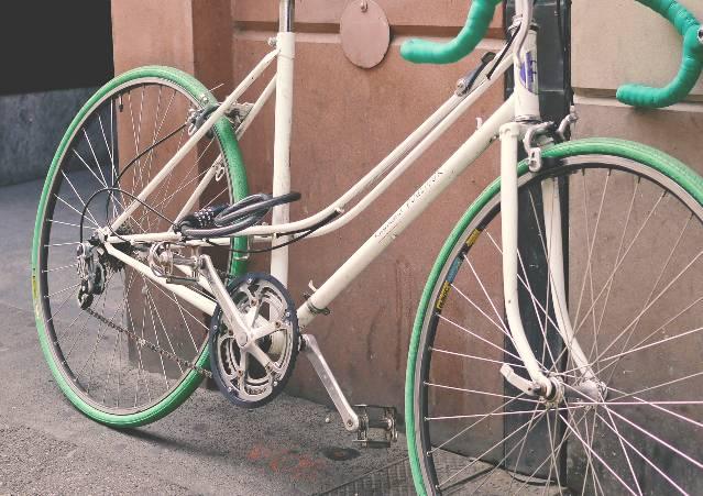 Jak odmalować rower
