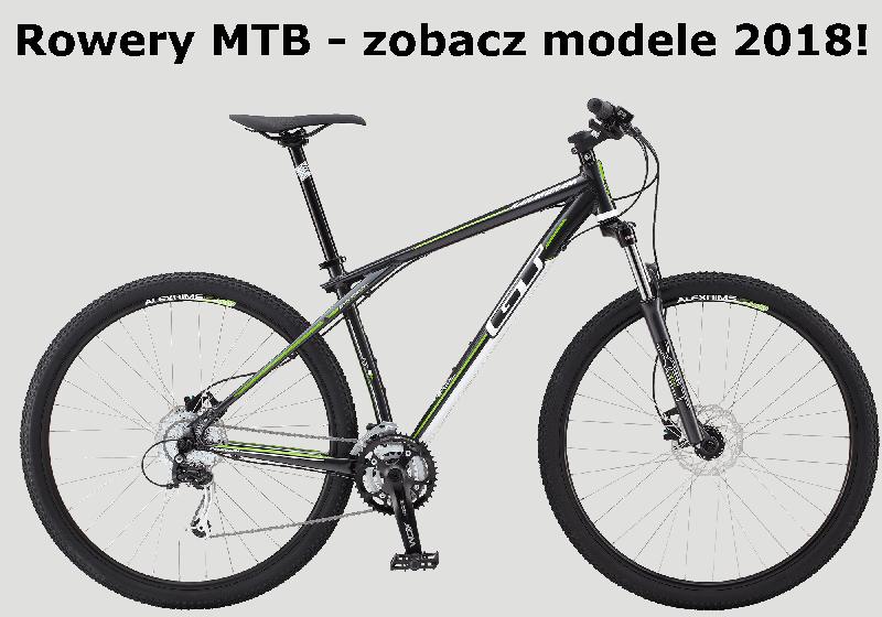 Rowery MTB